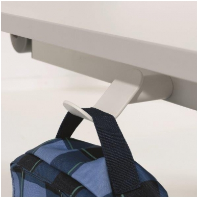 "Augantis stalas ""DIEGO 2D"" 130x70 cm"