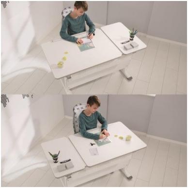 "Augantis stalas ""DIEGO 2D"" 130x70 cm 8"