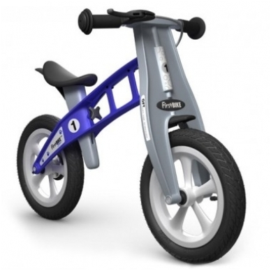 "Balansinis dviratukas ""First Bike Street"" 8"