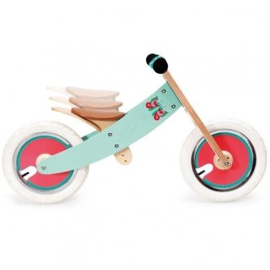 """Balansinis dviratukas """"Drugeliai"""""""