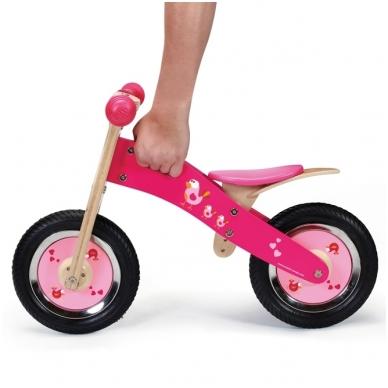 """Balansinis dviratukas """"Paukštelis"""""""