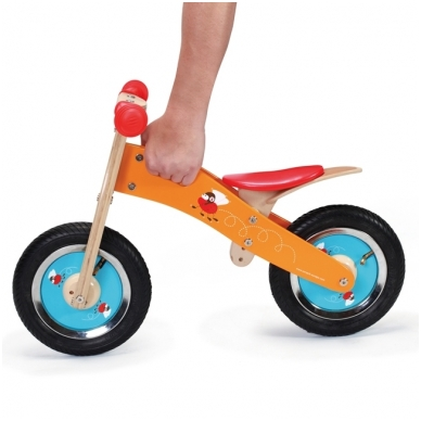 """Balansinis dviratukas """"Musė"""" 5"""