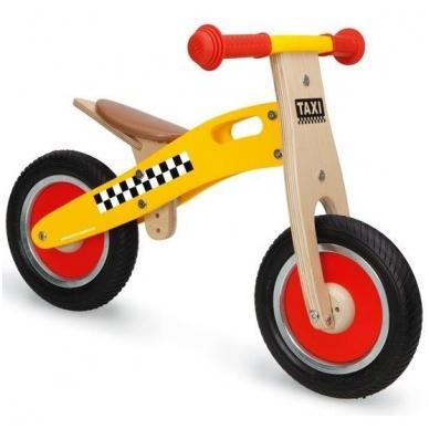 "Balansinis dviratukas ""Taksi"""