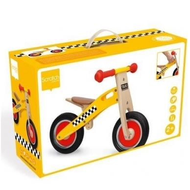 "Balansinis dviratukas ""Taksi"" 6"
