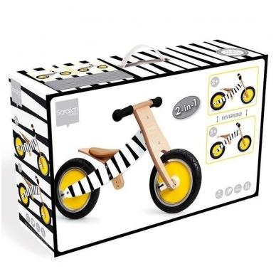"Balansinis dviratukas ""Zebras"" 5"