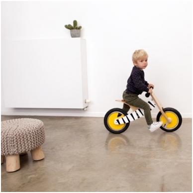 "Balansinis dviratukas ""Zebras"" 6"