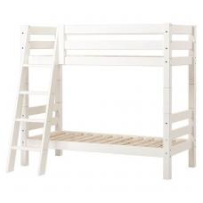 """Modulinė dviejų aukštų lova """"Premium"""" h-150 cm, pasvirusios kopetėlės"""