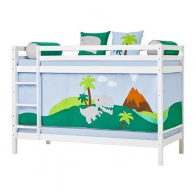 """Dviaukštė lova """"Basic Dinosaur"""" 2"""