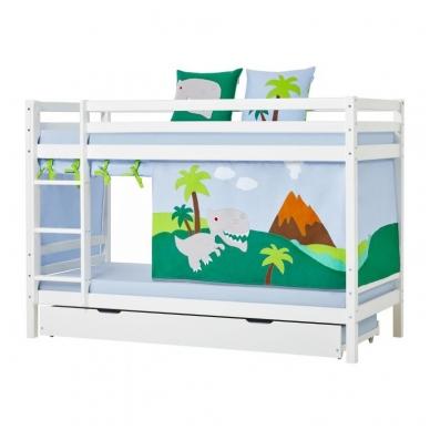"""Dviaukštė lova """"Basic Dinosaur"""" 6"""