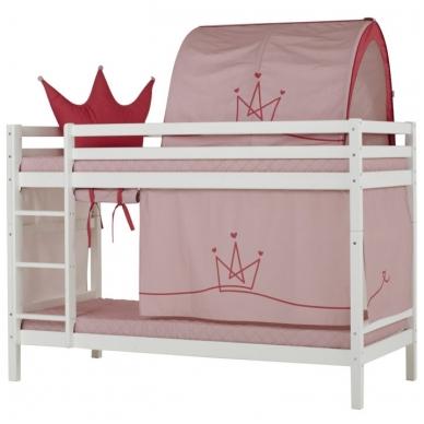 """Dviaukštė lova """"Basic Princess"""" 6"""