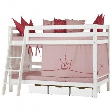 """Dviaukštė lova """"Premium Princess"""""""