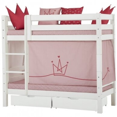 """Dviaukštė lova """"Premium Princess"""" 2"""