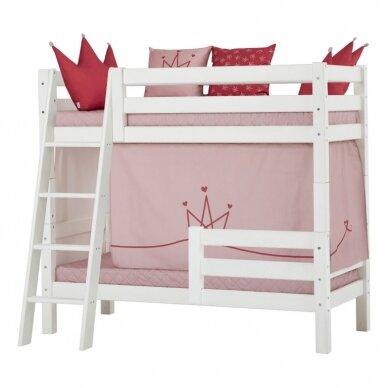 """Dviaukštė lova """"Premium Princess"""" 6"""