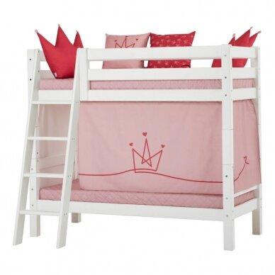 """Dviaukštė lova """"Premium Princess"""" 7"""