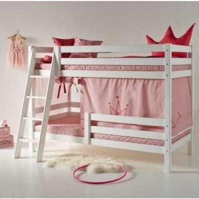 """Dviaukštė lova """"Premium Princess"""" 8"""