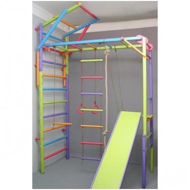 """Gimnastikos sienelė """"Junior+Active Color"""""""