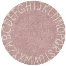 """Kilimas """"ABC Vintage Nude-Natural"""" rožinis 150cm"""