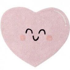 "Kilimas ""Happy Heart"" 90x105cm"
