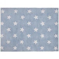"Kilimas ""Stars Blue-White"" 120x160cm"