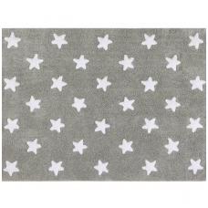 "Kilimas ""Stars Grey-White"" 120x160cm"