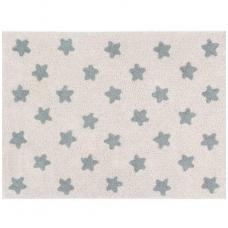 "Kilimas ""Stars Natural-Vintage Blue"" 120x160cm"