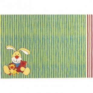 "Kilimas ""Semmel Bunny"" žalias"