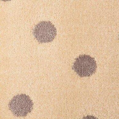 "Kilimas ""Dots"" rusvas 120x160cm 2"