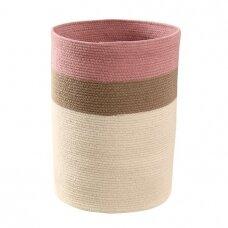 "Krepšys daiktams ""Bazaar"" rožinis"