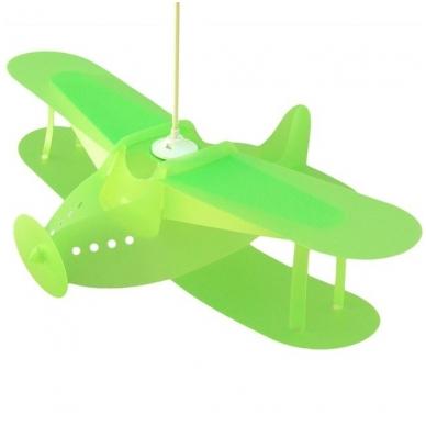 """Vaikiškas šviestuvas """"Lėktuvas"""" 10"""