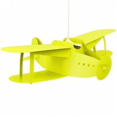 """Vaikiškas šviestuvas """"Lėktuvas"""" 11"""