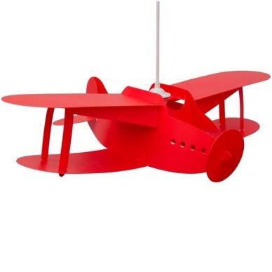 """Vaikiškas šviestuvas """"Lėktuvas"""" 12"""