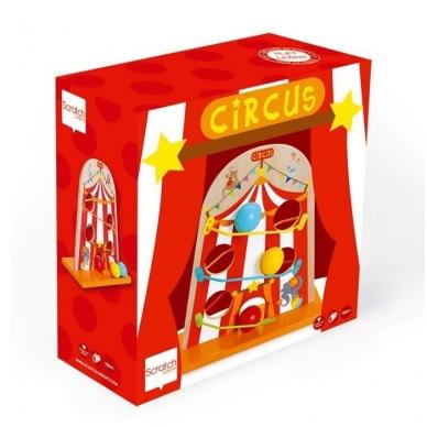 """Medinis žaislas """"Cirkas"""" 3"""