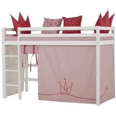 """Paaukštinta lovytė """"Basic Princess"""" h-145cm"""