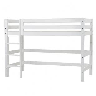 """Modulinė paaukštinta lovytė """"Premium"""" h-150 cm su stačiomis kopetėlėmis"""
