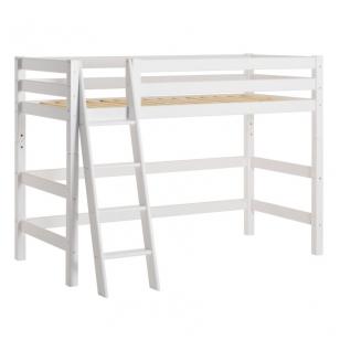 """Modulinė paaukštinta lovytė """"Premium"""" h-150 cm su pasvirusiomis kopetėlėmis"""