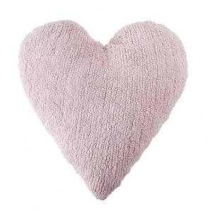 """Pagalvėlė """"Širdelė"""" rožinė"""