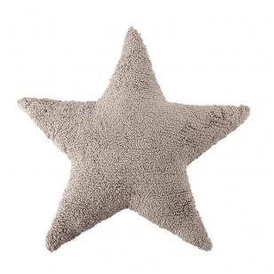 """Pagalvėlė """"Žvaigždutė"""" rusva"""