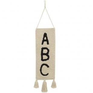 """Pakabinama dekoracija """"ABC"""""""