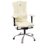 "Reguliuojama kėdė ""ELEGANCE"" balta"