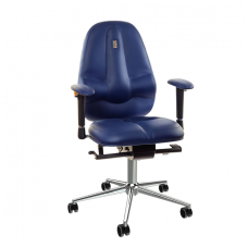 """Reguliuojama kėdė """"CLASSIC"""" tamsiai mėlyna"""