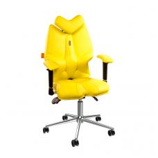 """Reguliuojama kėdė """"FLY"""" geltona"""