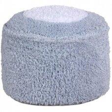 """Sėdmaišis """"Marshmallow Round Light Blue"""" 27cm"""