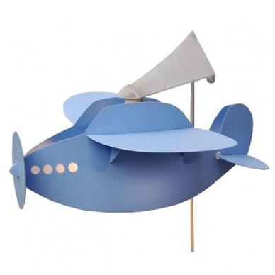 """Sieninė lempa """"Lėktuvas"""""""