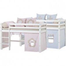 """Vaikiška paaukštinta lovytė """"Basic Fairytale"""" h-105cm"""