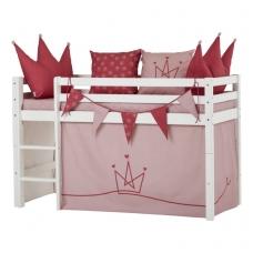 """Vaikiška paaukštinta lovytė """"Basic Princess"""" h-105cm"""