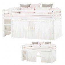 """Vaikiška paaukštinta lovytė """"Basic Winter"""" h-105cm"""