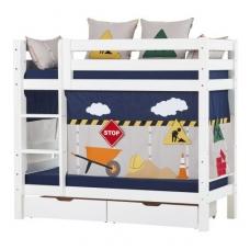 """Dviaukštė lova """"Premium Construction"""""""
