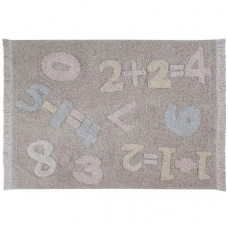 "Kilimas ""Baby Numbers"" 120x160cm"