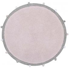 "Kilimas ""Bubbly Soft Pink"" rožinis 120cm"