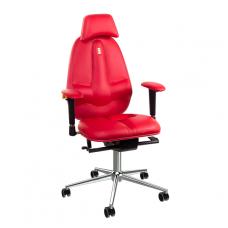 """Reguliuojama kėdė """"CLASSIC"""" raudona su atrama galvai"""